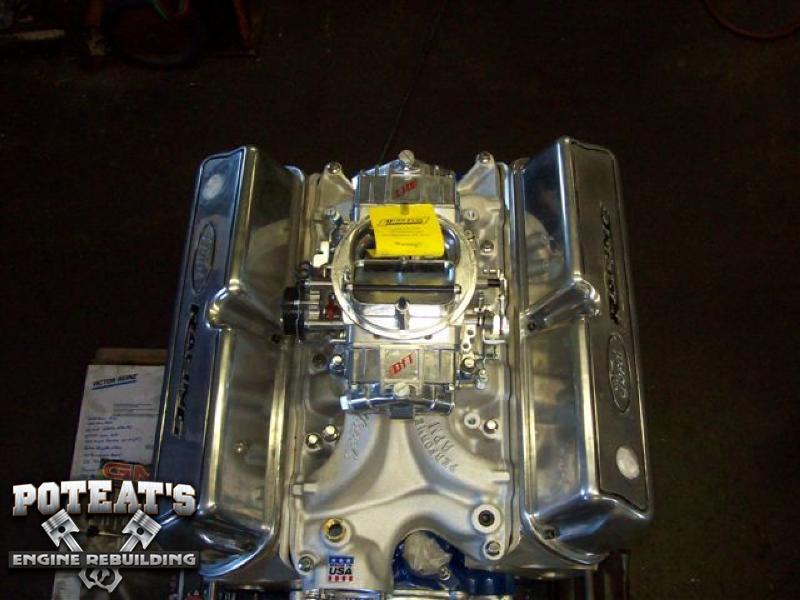 289 Ford Motor
