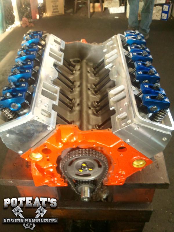 400 Chevy Motor