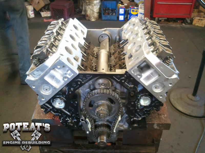Ford 4.2 Motor